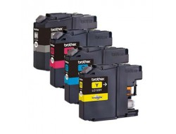 Cartridge Brother LC-123, multipack CMYK, kompatibilný s čipom