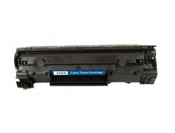 Toner HP CB436A, Black, kompatibilný