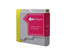 Cartridge Brother LC-1000M, Magenta, kompatibilný