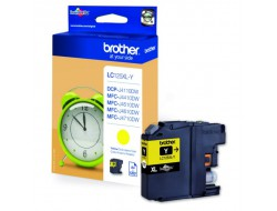 Cartridge Brother LC-125XLY, Yellow, kompatibilný