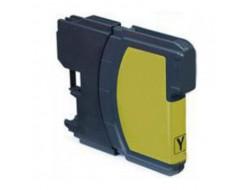 Cartridge Brother LC-970Y, Yellow, kompatibilný
