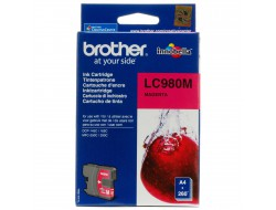 Cartridge Brother LC-980M, Magenta, kompatibilný