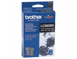 Cartridge Brother LC-980BK, Black, originál