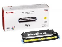 Toner Canon CRG-717, Yellow, originál