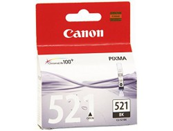 Cartridge Canon CLI-521Bk, Black, originál