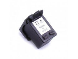 Cartridge HP 21 (C9351CE), Black, kompatibilný