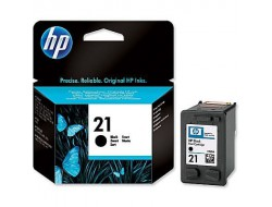 Cartridge HP 21 (C9351AE), Black, originál