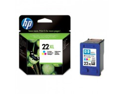 Cartridge HP 22XL (C9352CE), Color, originál