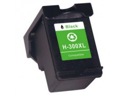 Cartridge HP 300XL (CC641EE), Black, kompatibilný