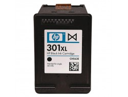 Cartridge HP 301XL (CH563EE), Black, originál