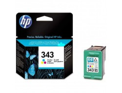 Cartridge HP 343 (C8766EE), Color, originál