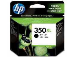 Cartridge HP 350XL (CB336EE), Black, originál