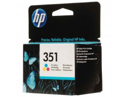Cartridge HP 351 (CB337EE), Color, originál