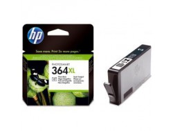 Cartridge HP 364XL (CN684EE), Black, originál
