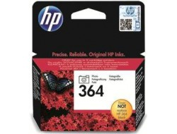 Cartridge HP 364 (CB317EE), Photo Black, originál