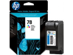 Cartridge HP 78 (C6578DE), Color, originál