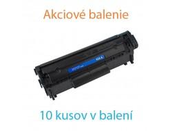 10x Toner HP CB435A, Black, kompatibilný
