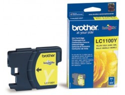 Cartridge Brother LC-1100Y, Yellow, originál