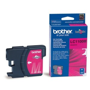 Cartridge Brother LC-1100M, Magenta, originál