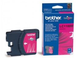 Cartridge Brother LC-1100M, Magenta, originál