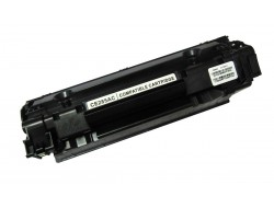 2x Toner HP CE285A, Black, kompatibilný