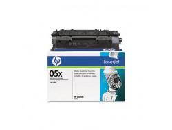 Toner HP CE505X, Black, originál