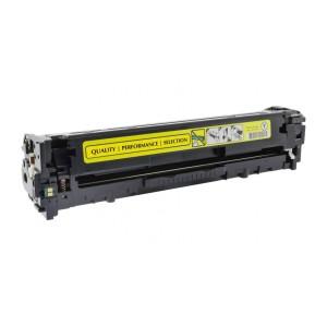 Toner HP CE322A, Yellow, kompatibilný