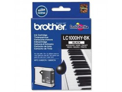 Cartridge Brother LC-1000HYBK, Black, originál