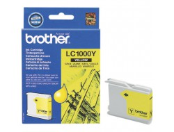 Cartridge Brother LC-1000Y, Yellow, originál
