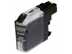 Cartridge Brother LC-123Bk, Black, kompatibilný s čipom