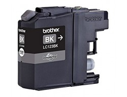Cartridge Brother LC-123BK, Black, originál