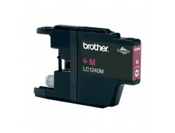 Cartridge Brother LC-1240M, Magenta, kompatibilný
