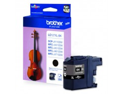 Cartridge Brother LC-127XLBk, Black, kompatibilný
