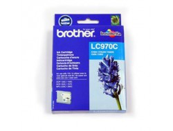 Cartridge Brother LC-970C, Cyan, originál