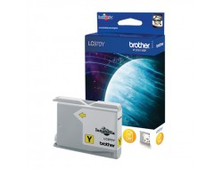 Cartridge Brother LC-970Y, Yellow, originál