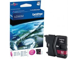 Cartridge Brother LC-985M, Magenta, originál