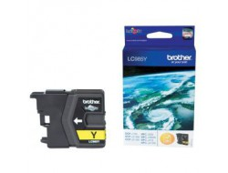 Cartridge Brother LC-985Y, Yellow, originál