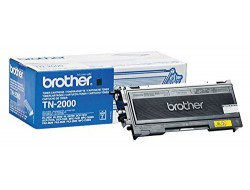 Toner Brother TN-2000, Black, originál