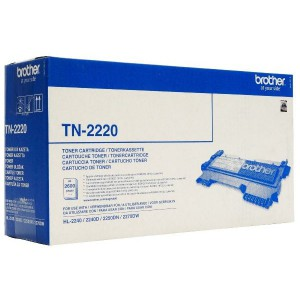 Toner Brother TN-2220, Black, kompatibilný