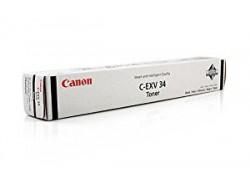 Toner Canon C-EXV34, Black, originál