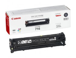 Toner Canon CRG-716, Black, originál