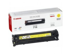 Toner Canon CRG-716, Yellow, originál