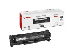 Toner Canon CRG-718, Black, originál