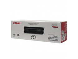 Toner Canon CRG-728, Black, originál