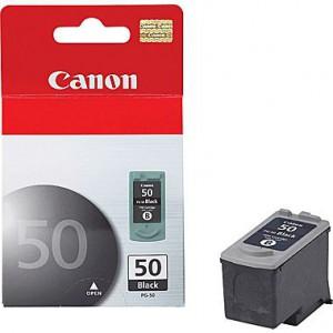 Cartridge Canon PG-50, Black, originál