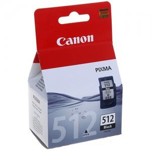 Cartridge Canon PG-512, Black, originál