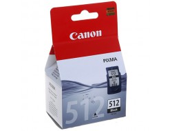 Cartridge Canon PG-512, Black, originál