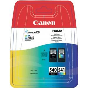 Cartridge Canon PG-540/CL-541, Multipack CMYK, originál