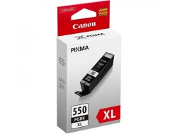 Cartridge Canon PGI-550XL Bk, Black, originál