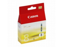 Cartridge Canon CLI-8Y, Yellow, kompatibilný